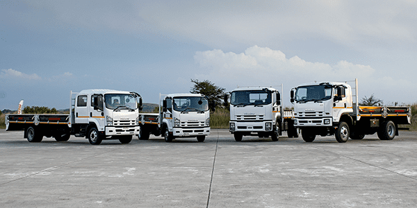 Rent a Truck through Book-A-Bakkie