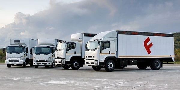 Simplified Truck Rental in South Africa