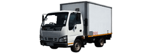8 Ton Panel Van