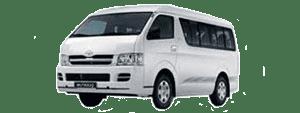 Passenger Van Rental